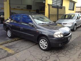 Renault Clio Sedan 1.0 16v Rt 4p 2003 Completo