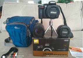 Câmera Nikon D5300