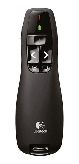 Logitech Wireless Presenter R400 Powerpoint Apresentar Slide