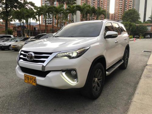 Toyota Fortuner 2017 2.8l