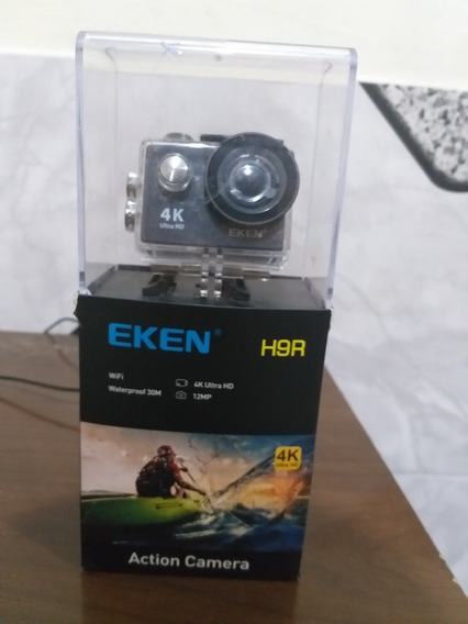 Câmera Eken H9r Ultra 4k Original