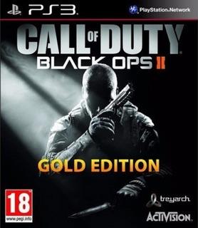 Call Of Duty Black Ops 2 Gold Edition En Español Ps3