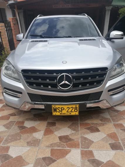 Mercedes Benz Ml 250 Camineta Diesel