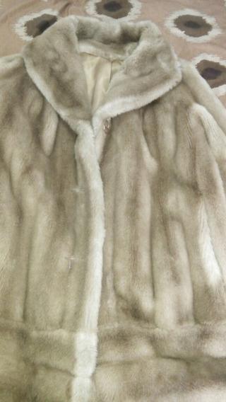 Abrigo Vintage Antiguo Tissavel Francesa