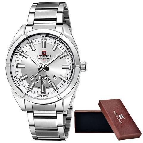 Relógio Quartzo Masculino Naviforce Nf9038m