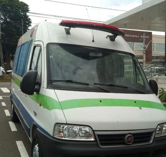 Fiat Ducato Mc Rontan (ambulância)