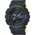 Relógio G-shock Original Mod Ga 110ln-8a - 1 Ano De Garantia