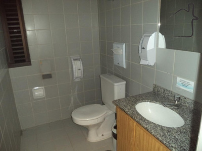 Sala Comercial Para Locação Com 104 Metros Na Berrini - Sa00030 - 34070627