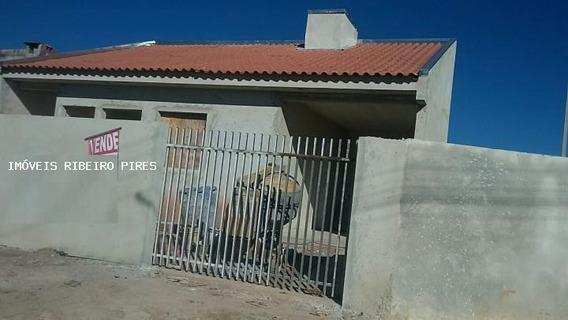 Casa Para Venda Em Curitiba, Santa Rita, 2 Dormitórios, 1 Banheiro, 1 Vaga - 10.198_2-475323