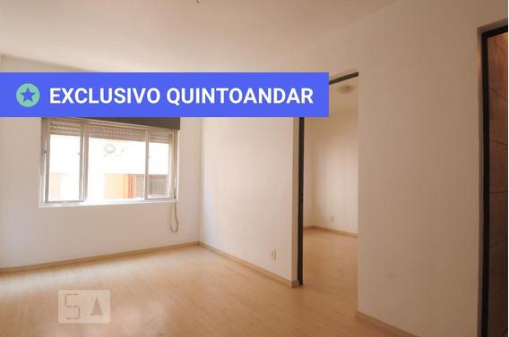 Apartamento No 3º Andar Com 1 Dormitório - Id: 892952072 - 252072
