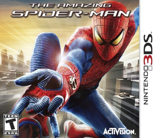 The Amazing Spider-man - Nintendo 3ds Up Shop