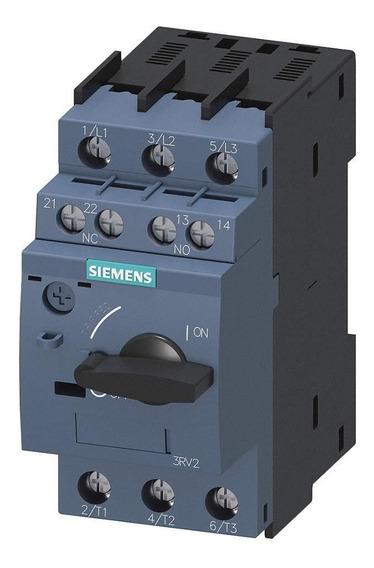 Guardamotor S00 3.5 - 5 Amp 1na+1nc Siemens 3rv2011-1fa15