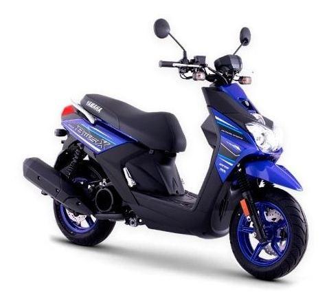 Yamaha Yw125fi(bws125fi)