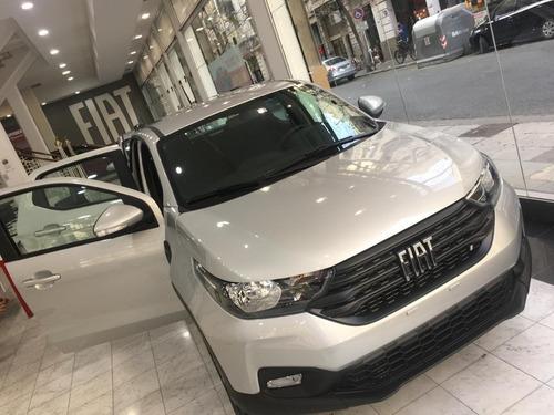 Nueva Fiat Strada Freedom 0km Anticipo $350.000 Rs