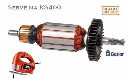 Peças P/ Serra Tico-tico Ks400 Black Decker (induzido)