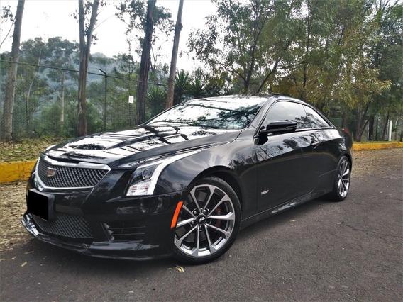 Cadillac Ats 2016 3.6 V Coupe Biturbo At