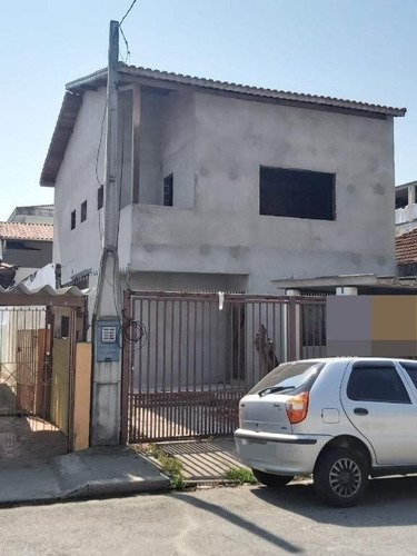 Sobrado Para Venda No Bairro Vila São Jorge Em Guarulhos - Cod: Ai19900 - Ai19900