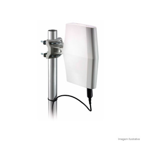 Antena Digital Amplificada Externa De 18dbi Philips Philips