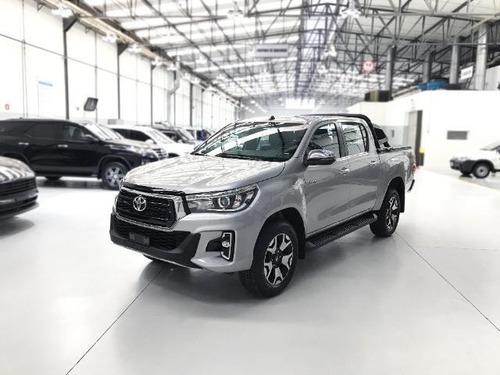 Toyota Hilux Srx 2020 - Blindado