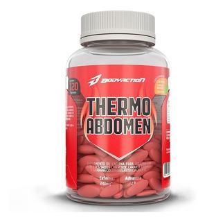 Emagrecedor Thermo Abdomen - Body Action - 3 = Frete Grátis
