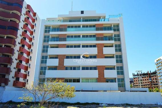 Flat Com 1 Dormitório À Venda, 38 M² Por R$ 170.000,00 - Intermares - Cabedelo/pb - Fl0003