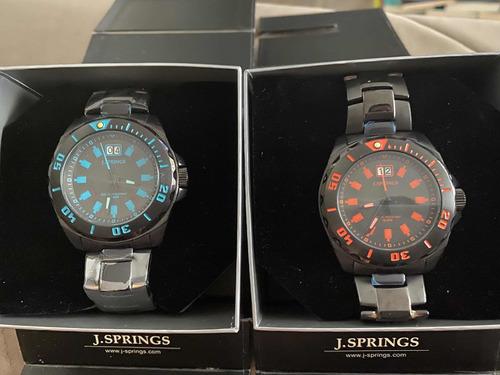 Relógio Seiko Original J.springs