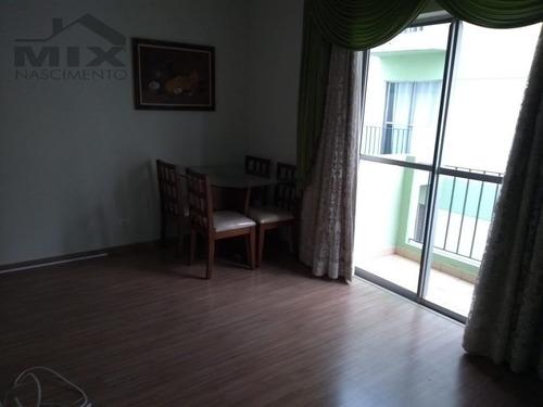 Apartamento Em Suisso - São Bernardo Do Campo, Sp - 1393
