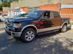 Ford Lobo 5.0l Xlt Cabina Doble 4x2 Mt 2010