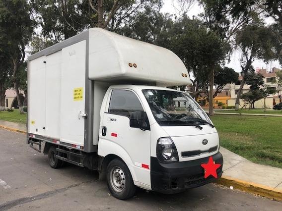 Camión Furgón Kia K2700 Año 2015