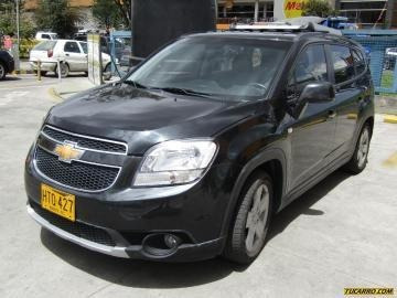 Chevrolet Orlando 2014 2.4 Lt