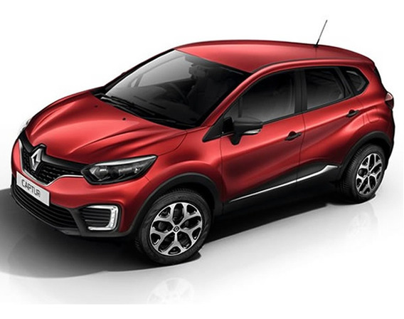 Renault Captur Life 1.6 2020 0km Bordo Contado Financiado