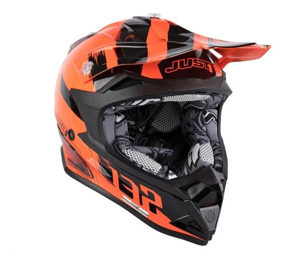 Casco Just1 J32 Pro Kick Orange Tienda Oficial