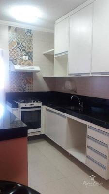 Apartamento Com 2 Dormitórios À Venda, 57 M² Por R$ 240.000 - Jardim D Abril - Osasco/sp - Ap4325
