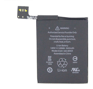 Batería Pila 1043mah iPod Touch 6 6g A1641 A1574 00428 X