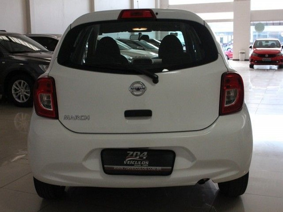 Nissan March S 1.0 12v Flex, Par9426