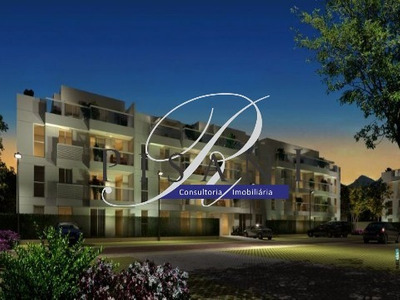Frontpark, Cobertura Duplex, 4 Quartos (1 Suite), Total Lazer - Co00166