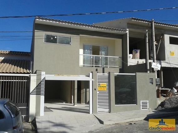 Casa Para Venda Em Barra Mansa, Santa Rosa, 4 Dormitórios, 4 Suítes, 2 Banheiros, 2 Vagas - 1820