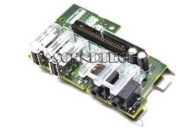 Painel Usb E Audio Dell Optiplex 330/360/755/760 - 0ry698