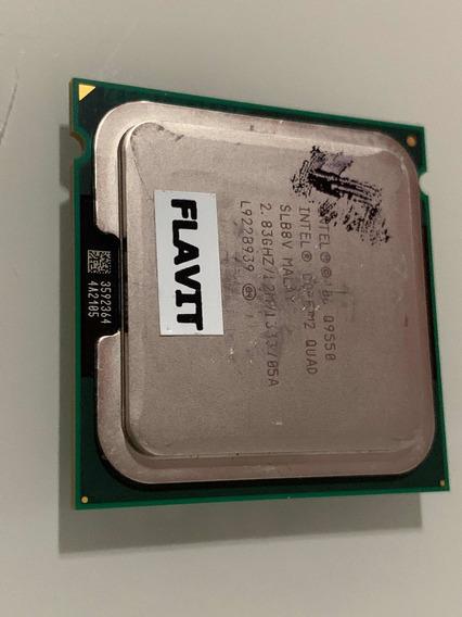 Processador Intel Core2 Quad - Q9550 - 2.83ghz - 12mb / 1333