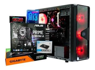 Pc Gamer Violet Tv13 Core I3 9100f Gtx 1650 Ram 8gb