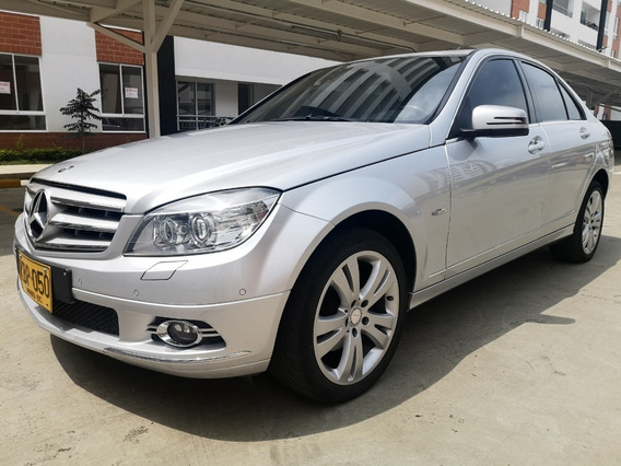 Mercedes-benz Clase C C200 Kompressor Full Equipo Turbo Cgi