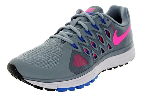 Tênis Nike Zoom Vomero 9 Cinza Feminino Original