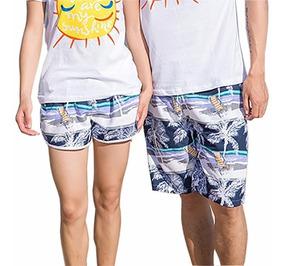 Short Masculino Moda Praia Estampa Summer Fashion-2019 # A22