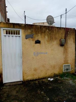 Casa Com 1 Dormitório À Venda, 32 M² Por R$ 80.000 - Mondubim - Fortaleza/ce - Ca0791