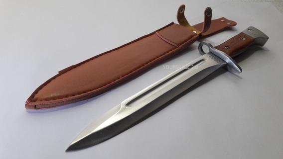 Bayoneta Ak 47 Cccp, Nº 3, 34cm. Funda C/pasacinto. 8137