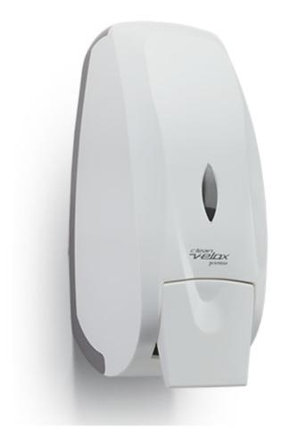 Imagem 1 de 3 de Saboneteira Sabonete Líquido Premisse Linha Velox 800ml