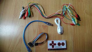 Makey Makey Kit Ingenio, Juegos Y Musica