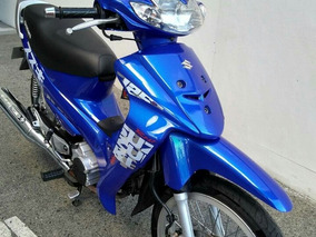 Hermosa Suzuki Best 125 Con Soat Y Tecno ... Barata