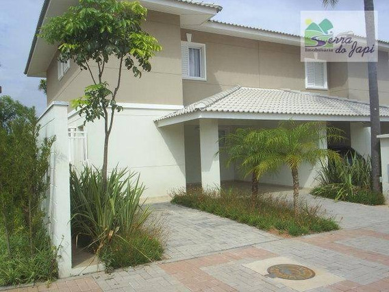 Casa Com 3 Dormitórios À Venda, 120 M² Por R$ 780.000,00 - Nature Village Ii - Jundiaí/sp - Ca1678