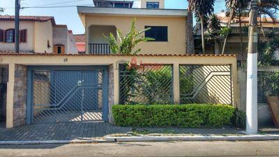 Sobrado No Parque Do Carmo 3 Dorms 1 Sendo Suite- Codigo: 7151 - V7151